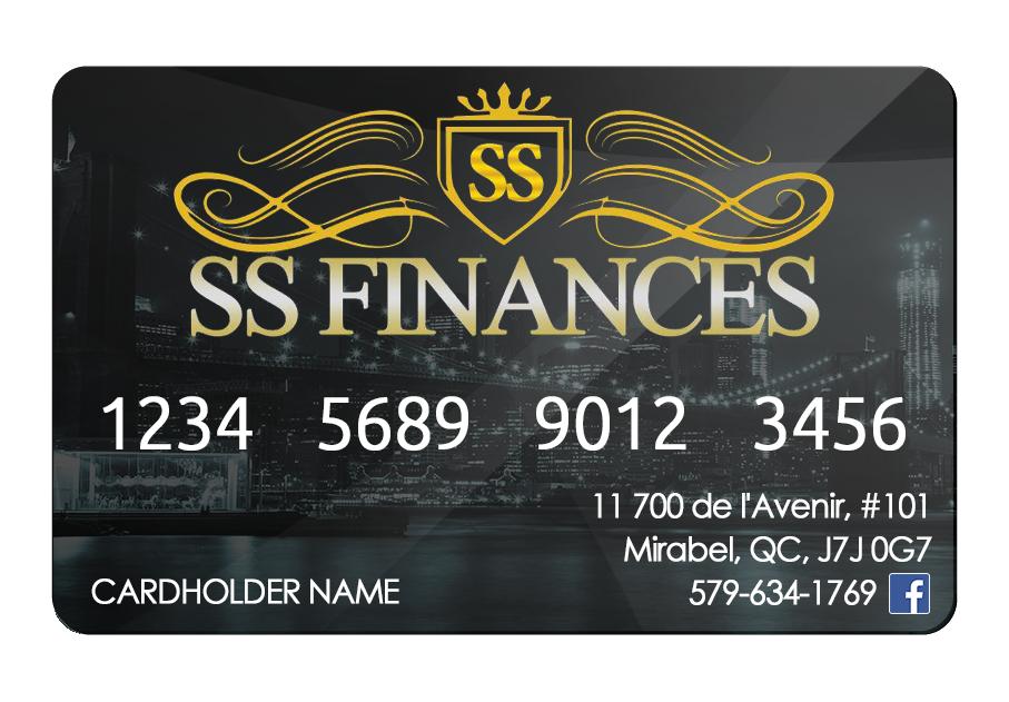 SS Finances SimplyPrêt demande de marges de crédit